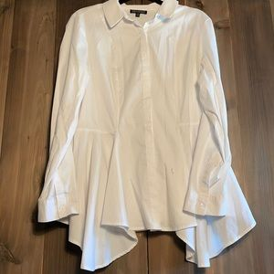 Tunic button-up